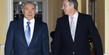 Tony Blair gives Kazakhstan's autocratic president tips on how to defend a massacre